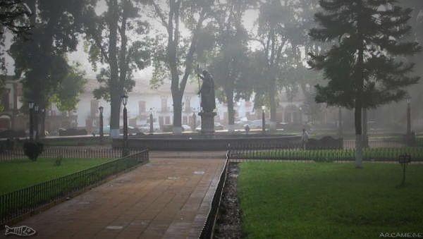 Fotolog de nerak: Plaza,amaneser